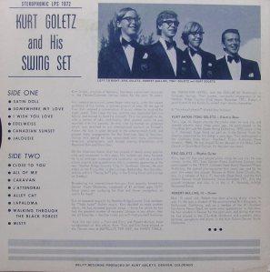 GOLETZ - SWING SET (2)
