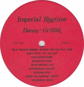 GRIFFITH DANNY - JS 32583 RA