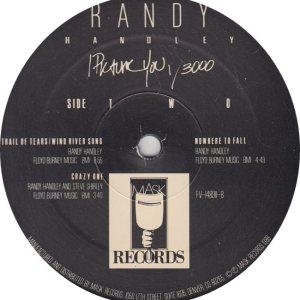 HANDLEY RANDY - MASK 14891 R_0001