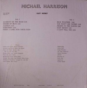 HARRISON MICHAEL A2