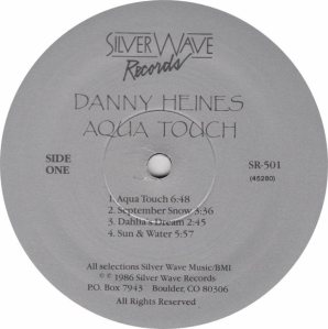 HEINES DANNY - SILVER WAVE 501 - RA