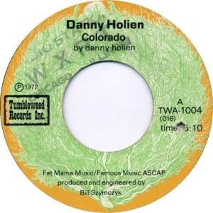 HOLIEN DANNY - TUMBLEWEED 1004 - C