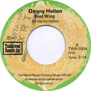 HOLIEN DANNY - TUMBLEWEED 1004 - D