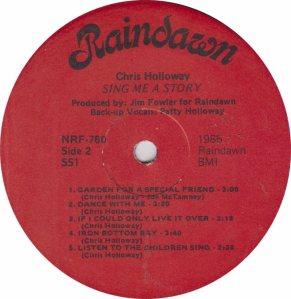 HOLLOWAY CHRIS - RAINBOW 760 RAM (6)