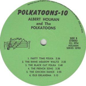 HOLMAN ALBERT - AH 10783_0001