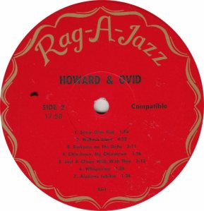 HOWARD & OVID - RAG A JAZZ 1 - RBA (1)