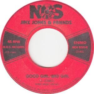 JINX JONES & FRIENDS - NOS 8501 C