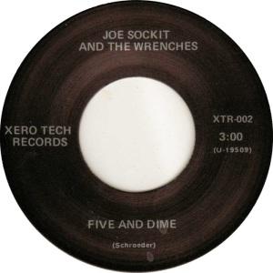 JOE SOCKIT & WRENCHES - XERO 1 D