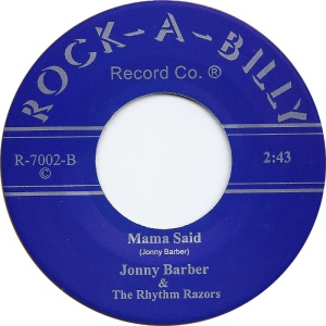 jonny-barber-and-the-rhythm-razors-mama-said-rockabilly-record-co