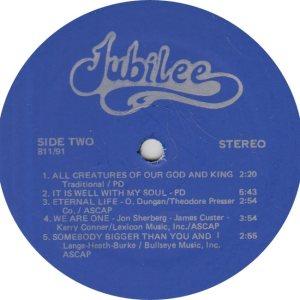 JUBILEE - JUB 811 - R_0001