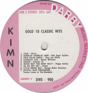 KIMN 18 CLASSIC HITS - RBA (1)