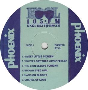 KOOL 105 - PHOENIX 8710 R
