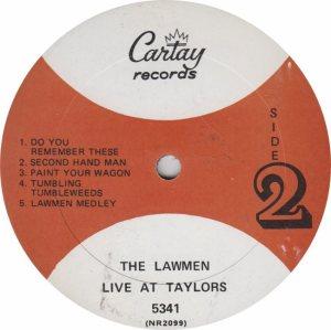 LAWMEN - CARTAY 5341 RAM (5)