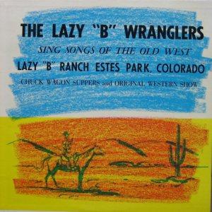 LAZY B WRANGLERS - LB 5547 M (3)