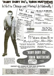 Matthews, Tobin - 10-60 - Ruby Duby Du