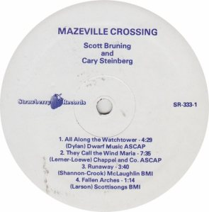 MAZEVILLE CROSSING - MC 333 - RA