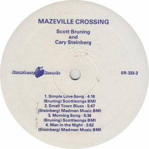 MAZEVILLE CROSSING - MC 333 - RB