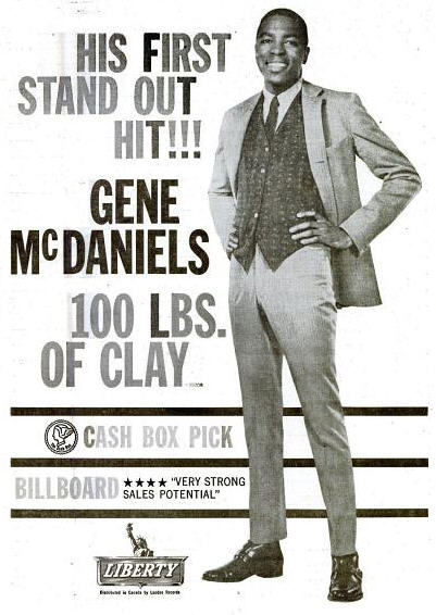 McDaniels, Gene - 02-61 - 100 Pounds of Clay