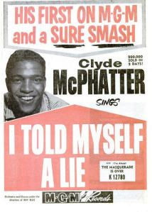McPhatter, Clyde - 03-59 - I Told Myself a Lie