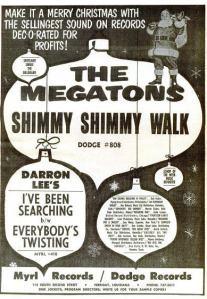 Megatons - 12-61 - Shimmy Shimmy Walk