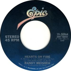 MEISNER RANDY - EPIC 50964 A