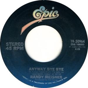 MEISNER RANDY - EPIC 50964 B