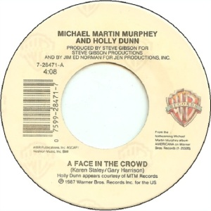michael-martin-murphey-and-holly-dunn-a-face-in-the-crowd-warner-bros