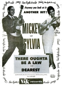 Mickey & Sylvia - 03-58 - There Oughta Be a Law