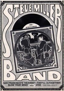 Miller Band, Steve - 1968 BB - Sittin in Circles