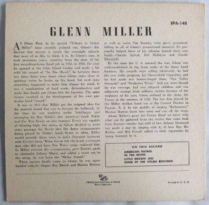 MILLER G 148 1952 B