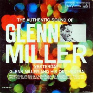 MILLER G LP 33-90 1960 1