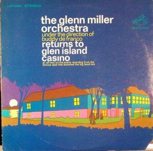 MILLER G LP 3880 1968 1
