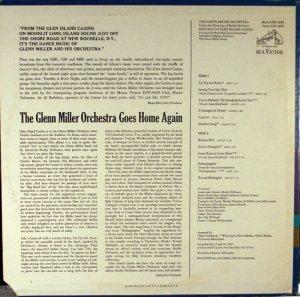 MILLER G LP 3880 1968 2