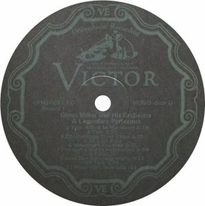 MILLER G LP 693 1974 F