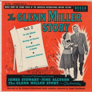 MILLER GLENN - DECCA EP 2125 - A