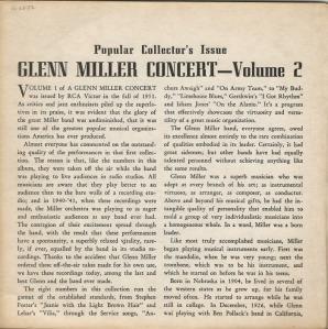 MILLER GLENN - EPBT 3026 B