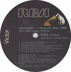 MILLER GLENN - MEMORIAL R4