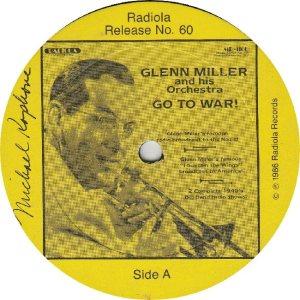 MILLER GLENN RADIOLA 60 - RA