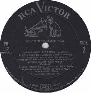 MILLER GLENN - RCA 112 - RB