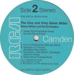 MILLER GLENN - RCA CAMDEN 2267 A (2)