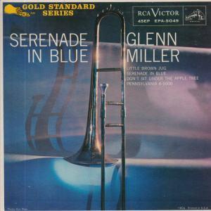 MILLER GLENN - RCA EP 5049 - A