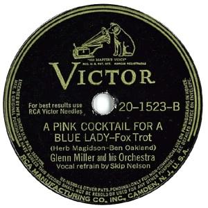 MILLER GLENN - RCA VICTOR 201523 - 43 B