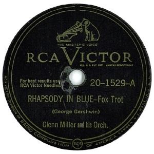 MILLER GLENN - RCA VICTOR 201529 - 43 A