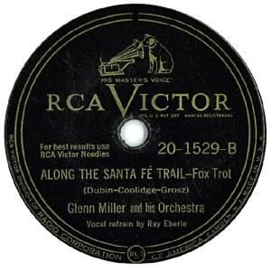 MILLER GLENN - RCA VICTOR 201529 - 43 B