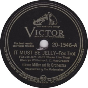 MILLER GLENN - RCA VICTOR 201546 - 43 A