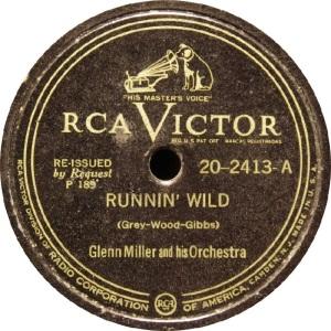 MILLER GLENN - RCA VICTOR 202413 - 47 A