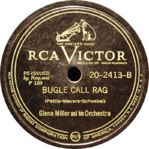 MILLER GLENN - RCA VICTOR 202413 - 47 B