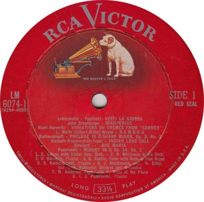 MILLER & WHITEMAN - RCA 6074 SIDE 4A (4)