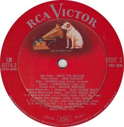 MILLER & WHITEMAN - RCA 6074 SIDE 4A (5)