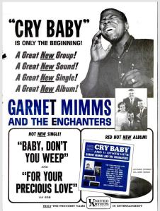 Mimms, Garnett & Enchanters - 11-63 - Cry Baby